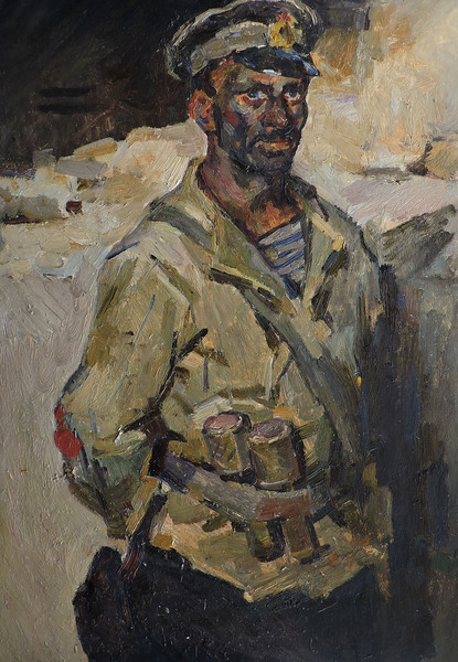 SOLD Sailor of the Black Sea Fleet