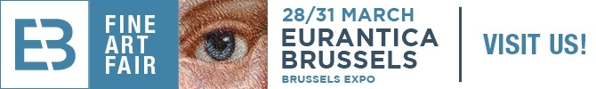 Join us at Eurantica Brussels! - 28/31March - free tickets available. Just mail us at: info@artmonasch.com